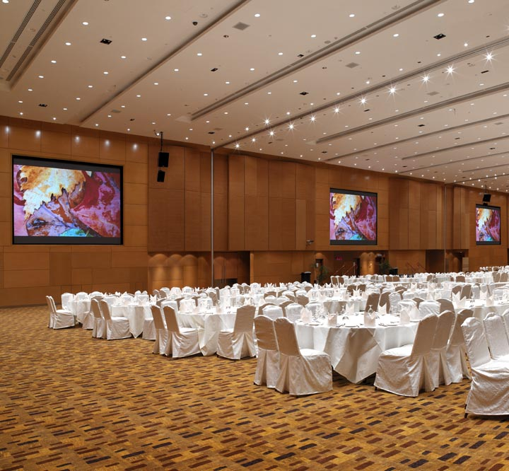 Projects Showcase - Audio Visual System, Sound Reinforcement System, Visual Projection System, Sound Reinforcement, AV ICT